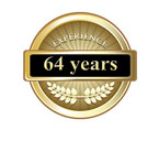 64 Years in business