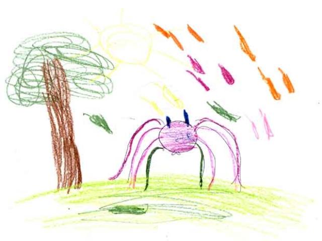 Melaina - Age 8