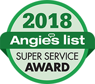 2018 Angie List Super Service Award